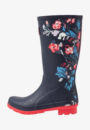 ROLL UP WELLY - Wellies - navy