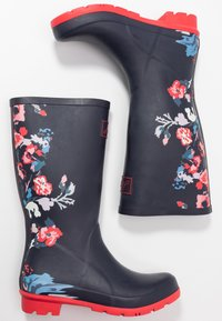 Tom Joule - ROLL UP WELLY - Wellies - navy - 3