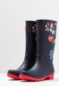 Tom Joule - ROLL UP WELLY - Wellies - navy - 4