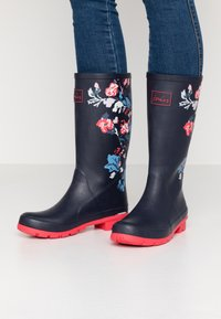 Tom Joule - ROLL UP WELLY - Wellies - navy - 0