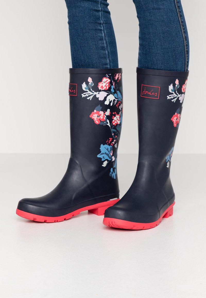Tom Joule - ROLL UP WELLY - Wellies - navy