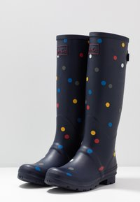 Tom Joule - WELLY  - Wellies - navy/multicolor - 4