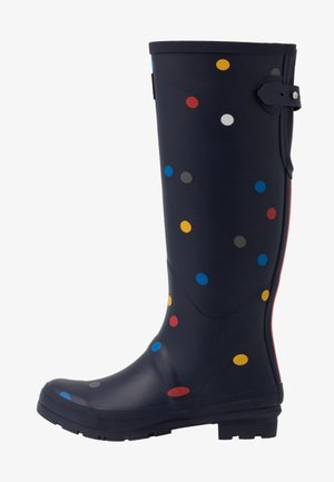 WELLY  - Wellies - navy/multicolor