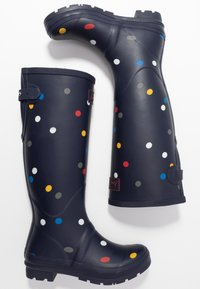 Tom Joule - WELLY  - Wellies - navy/multicolor - 3