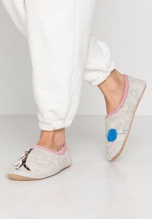 SLIPPET - Pantofole - grey