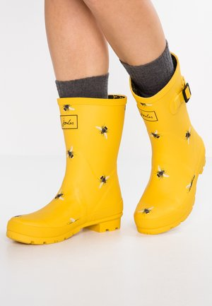 MOLLY WELLY - Wellies - gold
