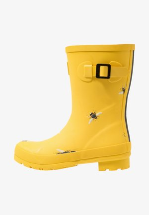 MOLLY WELLY - Gummistiefel - gold