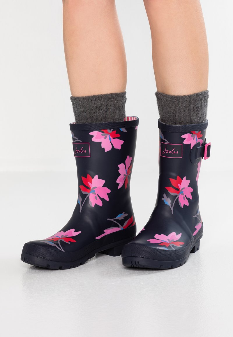 Tom Joule - MOLLY WELLY - Wellies - navy/multicolor