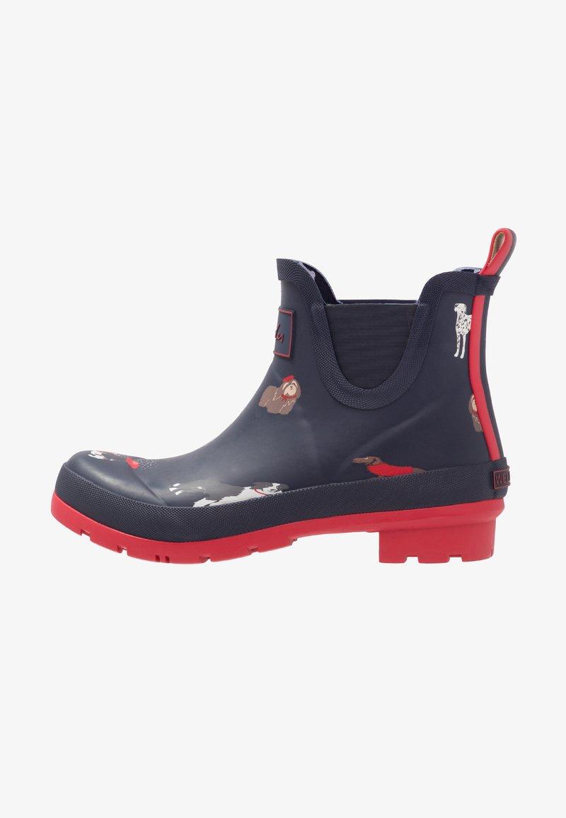Tom Joule - WELLIBOB - Stivali di gomma - navy