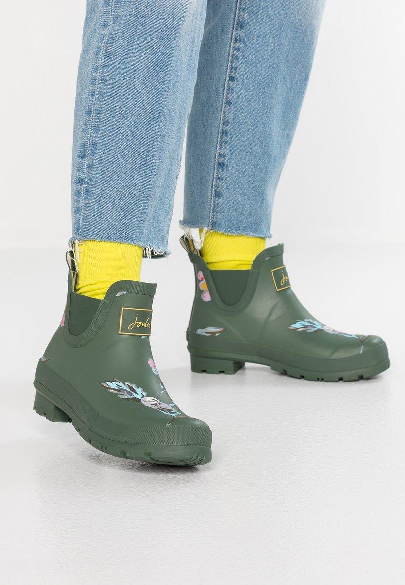 Tom Joule - WELLIBOB - Stivali di gomma - green