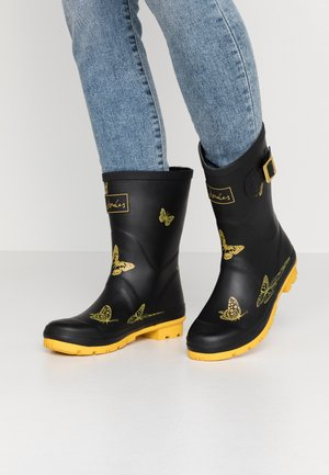 MOLLY WELLY - Gummistövlar - black