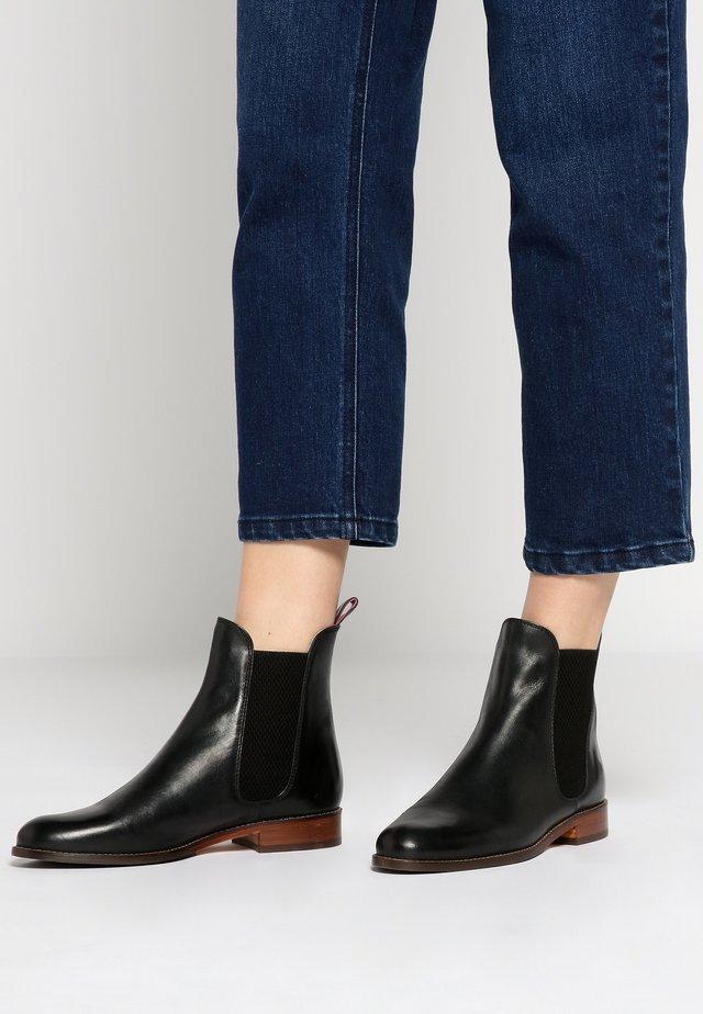WESTBOURNE - Korte laarzen - black