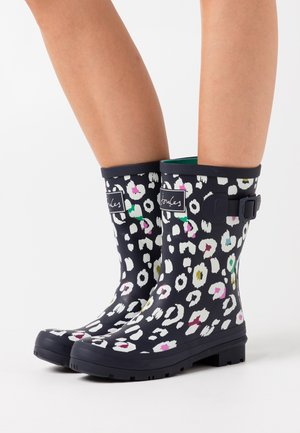 MOLLY WELLY - Wellies - navy