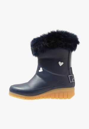 MIT KUNSTPELZSCHAFT JNR CHILTON - Snowboot/Winterstiefel - navy blue