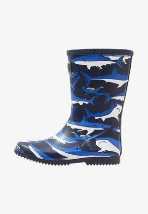 Stivali di gomma - blue