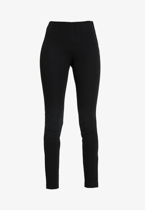 HEPWORTH - Trousers - true black