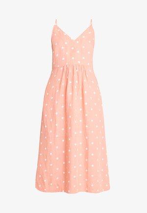 ZOEY - Denní šaty - orange