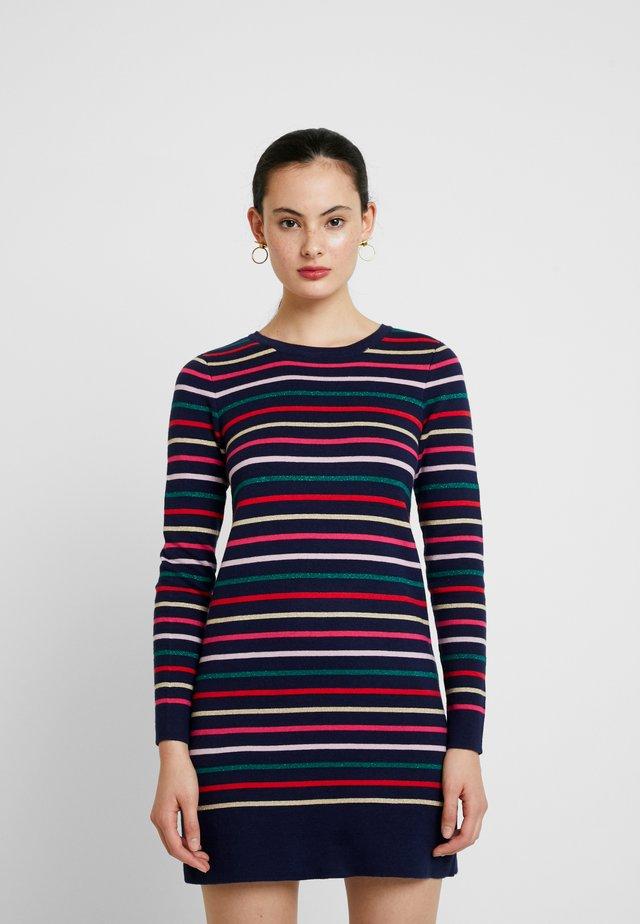 ESTELLE - Pouzdrové šaty - navy