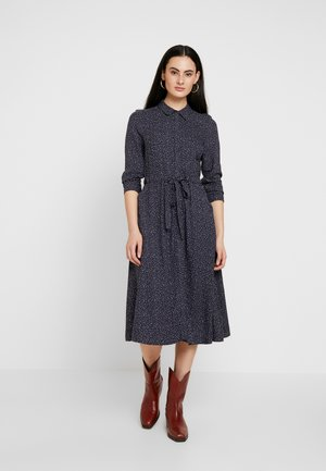 BRIONY - Shirt dress - navy