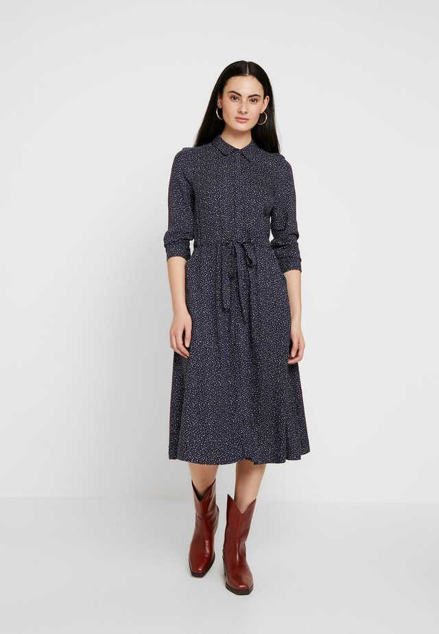 BRIONY - Košilové šaty - navy