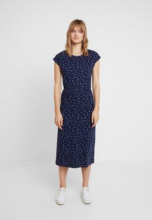 ALMA PRINT - Sukienka letnia - blue