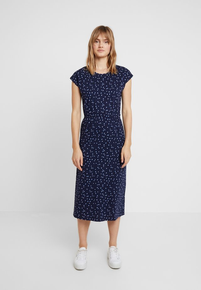 ALMA PRINT - Day dress - blue