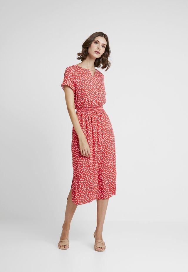 PALOMA - Denní šaty - red