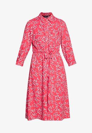 WINSLET - Košilové šaty - red