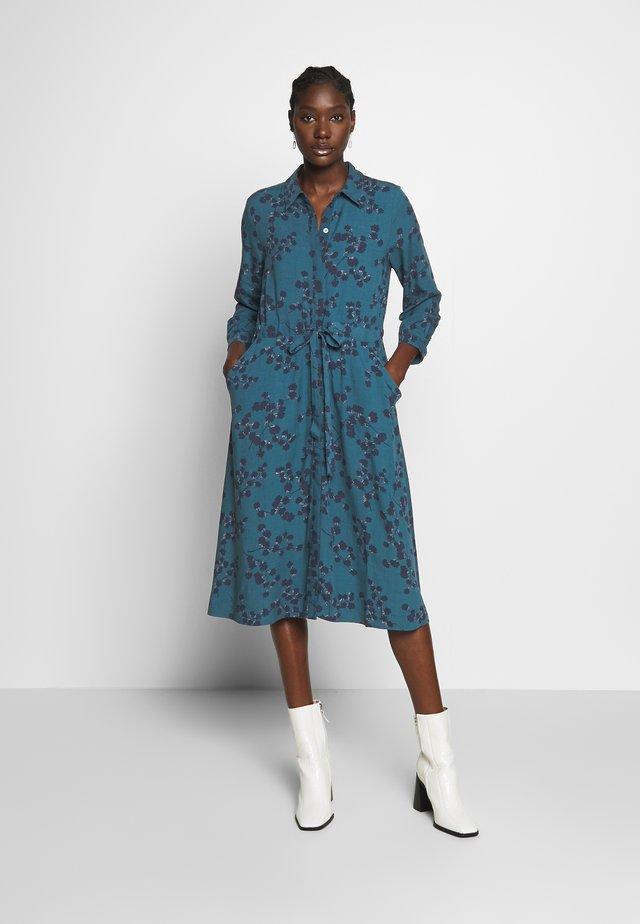 WINSLET - Shirt dress - teal