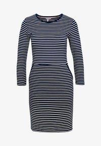 Tom Joule - EMILIE - Žerzejové šaty - dark blue - 5