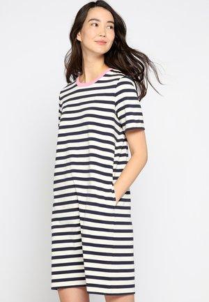 LIBERTY - Vestito di maglina - french navy blue