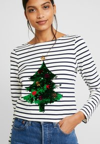 Tom Joule - HARBOUR LUXE - Strickpullover - off-white - 4