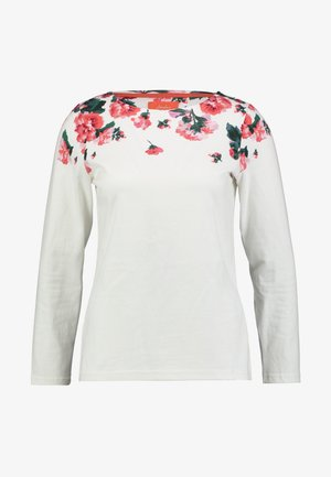 HARBOUR PRINT - Camiseta de manga larga - cream