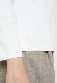 Tom Joule - HARBOUR PRINT - Longsleeve - cream - 5