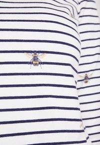 Tom Joule - HARBOUR PRINT - Maglietta a manica lunga - cream - 5