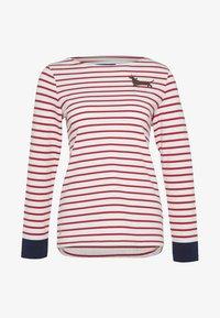 Tom Joule - Camiseta de manga larga - red - 4