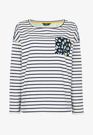 MARINA - Camiseta de manga larga - dark blue
