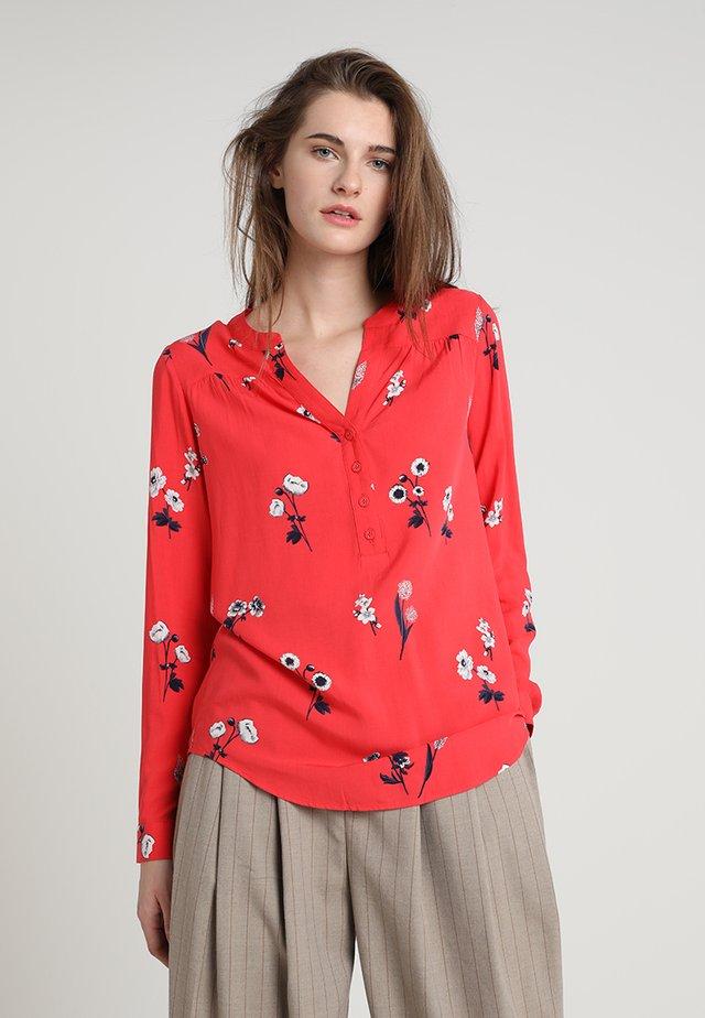 ROSAMUND - Bluse - red