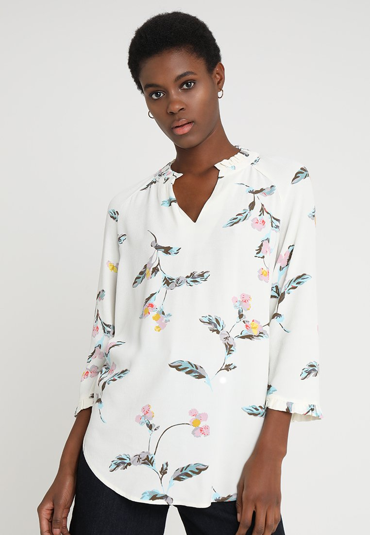 Tom Joule - BETHAN - Bluse - cream floral