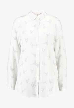 ELVINA - Camisa - cream