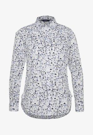 MIT WEBSTRUKTUR  - Camisa - off-white