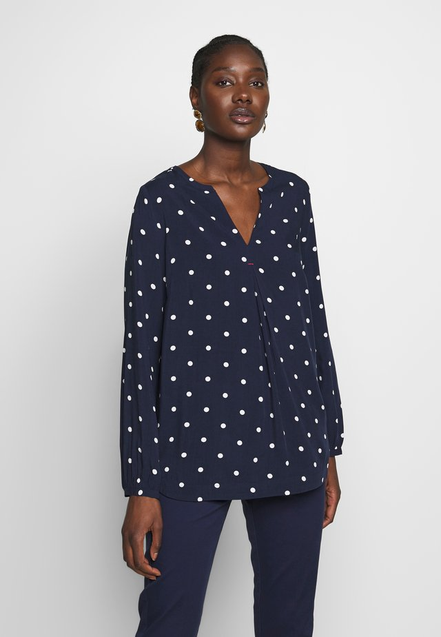 ROSAMUND - Blouse - dark blue