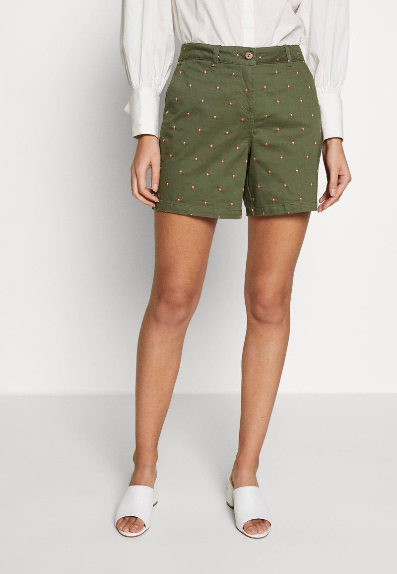 Tom Joule - CRUISE EMB - Shorts - greenspot