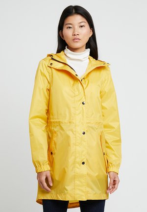 GOLIGHTLY PLAIN - Veste imperméable - antique gold