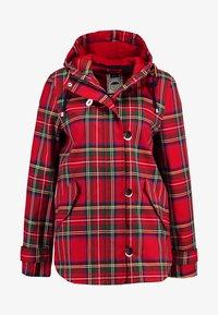 Tom Joule - COAST PRINT - Summer jacket - red - 4