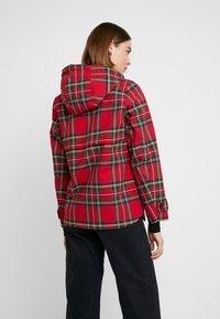 Tom Joule - COAST PRINT - Summer jacket - red - 2
