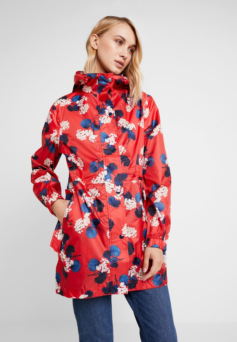 Tom Joule - GOLIGHTLY - Parka - red