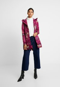 Tom Joule - GOLIGHTLY - Parka - berry peony - 1