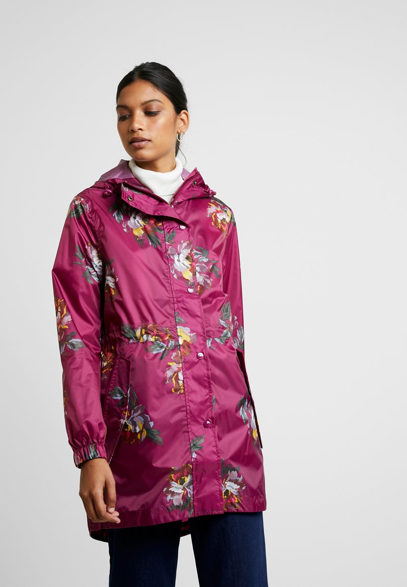 Tom Joule - GOLIGHTLY - Parka - berry peony
