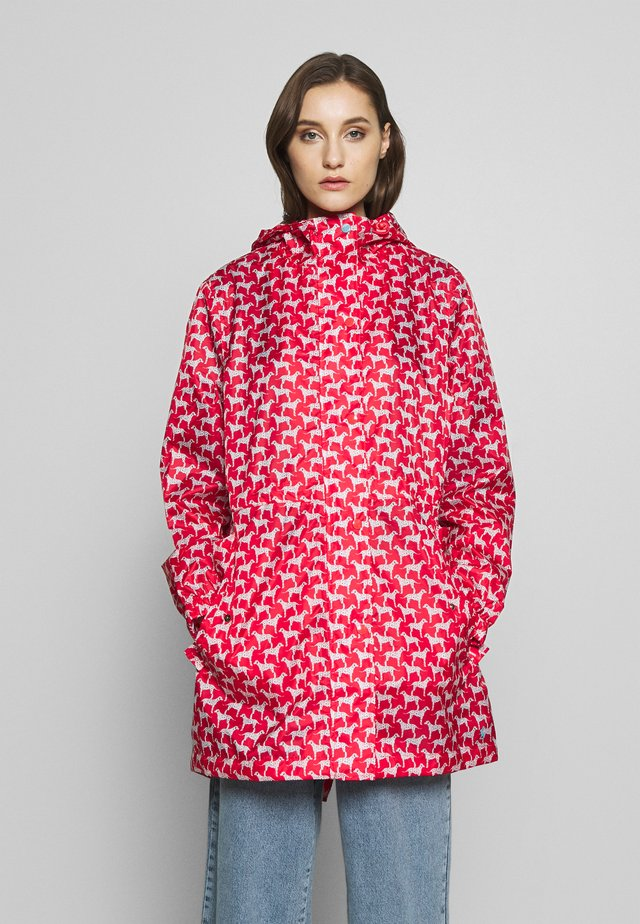 GOLIGHTLY - Parka - red